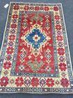 Red Caucasian Antique Rugs & Carpets