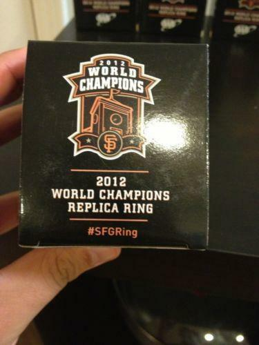 Championship Ring Box Ebay
