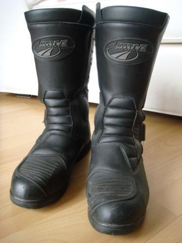 motorradstiefel damen 40 stiefel schuhe ebay. Black Bedroom Furniture Sets. Home Design Ideas