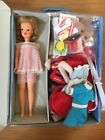 Cloth Doll Case Ideal Tammy Family Dolls