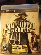 Call of Juarez PS3