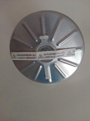 Dräger Filter für Gasmaske gas mask filter gasmaskenfilter  neu NATO NVA