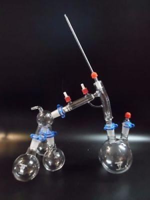 1000ml Short Path Distillation Kit Glassware