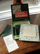 Vintage Travel Scrabble