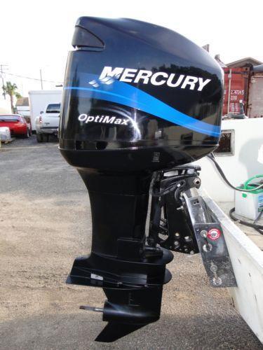 2004 150 Mercury saltwater Manual