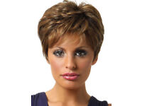 Two short hair Wig from ebay