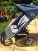 Three Wheeler Pushchair