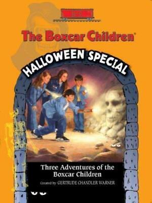 Halloween Special Children (Boxcar Children Halloween Special by Warner, Gertrude)