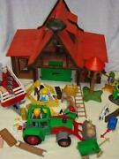 Playmobil Bauernhof 3716