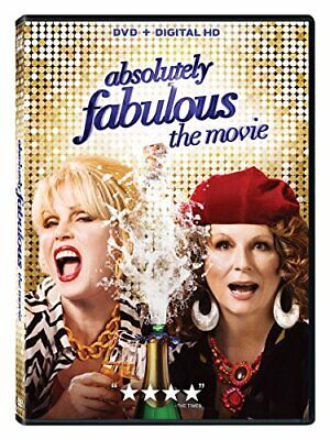 ABSOLUTELY FABULOUS-THE MOVIE DVD