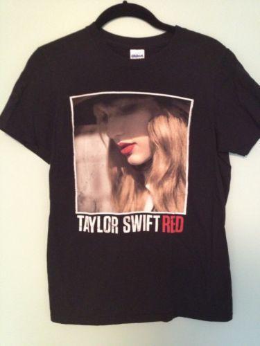 Taylor Swift Red Shirt | eBay