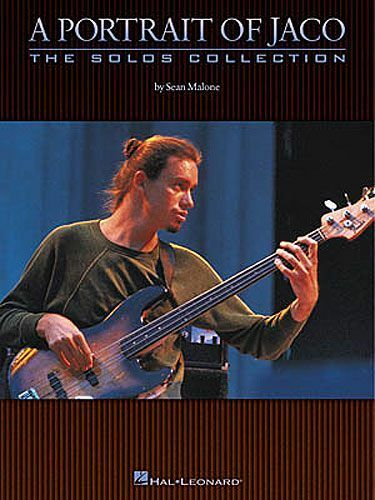 A Portrait Of Jaco Pastorius The Solos Learn to Play Guitar TAB Music Book