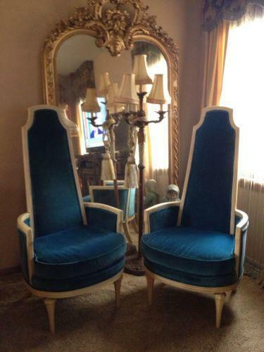 Vintage Dining Chairs French Country