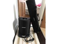 Bose L1 Compact P.A System with all carry cases