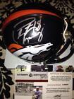 Peyton Manning Broncos Mini Helmet