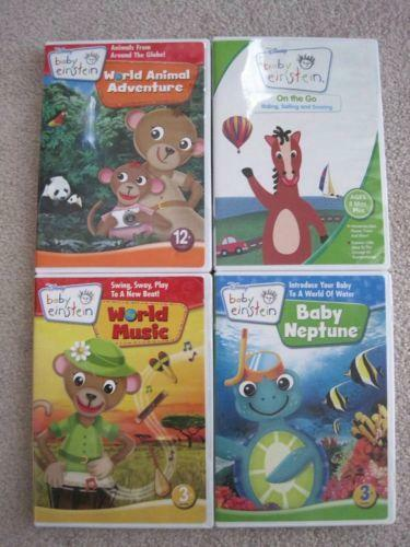 Baby Einstein Dvd Collection Deals On 1001 Blocks