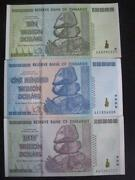 Zimbabwe Bank Notes