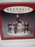 Hallmark Beatles Ornament