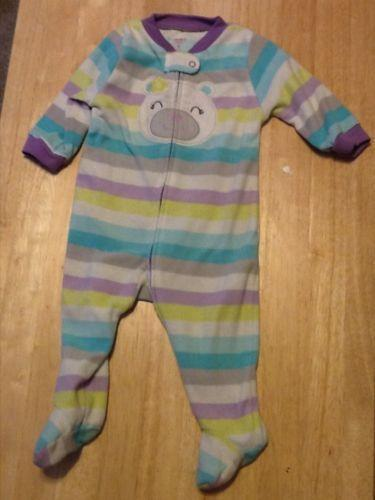Baby Fleece Sleepers Ebay