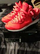 Lebron 8 Solar Red