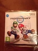 Wii Spiele Mario Kart Neu