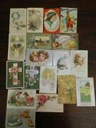 Easter Cards Lot