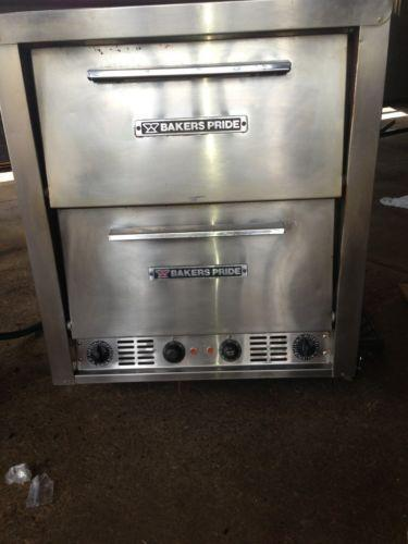 Bakers Pride Pizza Oven Ebay
