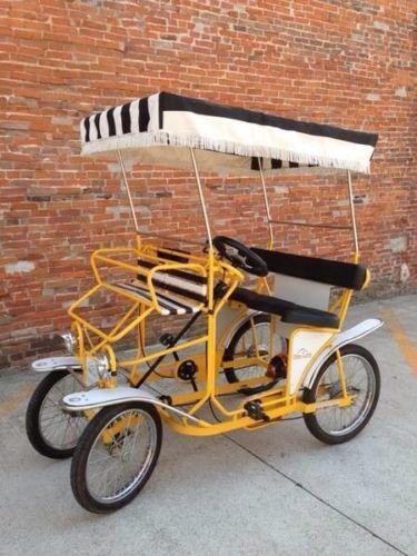 Surrey Pedal Car For Sale