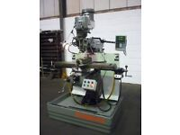 BRIDGEPORT BR2J2 SERIES 1 TURRET MILLING MACHINE YEAR 2002