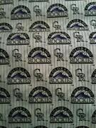 Colorado Rockies Fabric