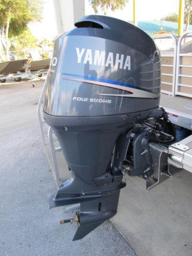 Yamaha 150 hp 4 stroke ebay for Used outboard motors nj