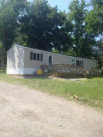 Mobile Home 16 x 56 stock #1445