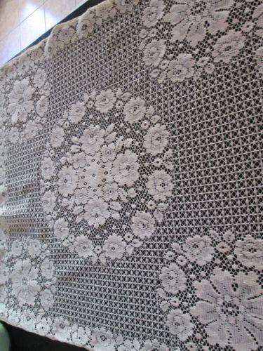 Lace Tablecloth | EBay