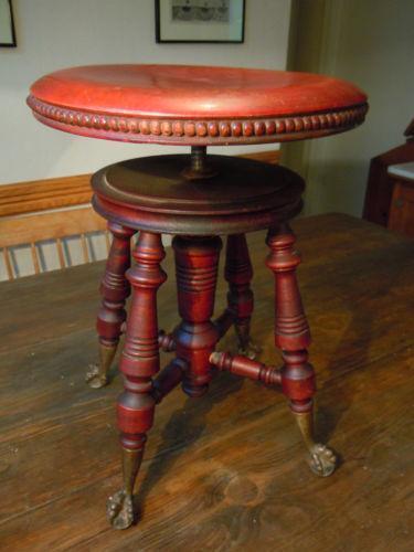 Victorian Piano Stool & Piano Stool | eBay islam-shia.org