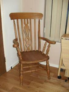 Ordinaire Oak Farmhouse Chairs