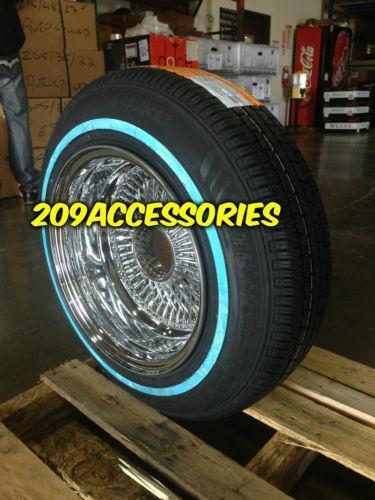 15 white wall tires lowrider tires