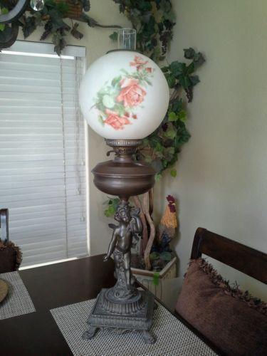 Antique Lamp Globe | EBay