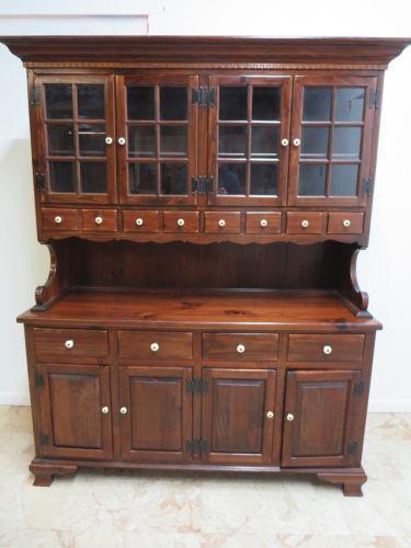 Ethan Allen China Cabinet | EBay