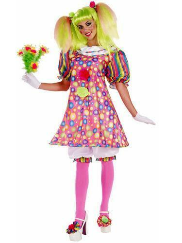 sc 1 st  eBay & Womens Clown Costume | eBay
