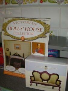 Delightful Victorian Dolls House Collector Magazine