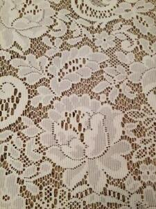 JC Penney Lace Curtains