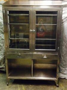 Beau Used Stainless Steel Cabinets