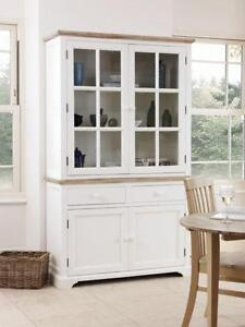 White Kitchen Dresser