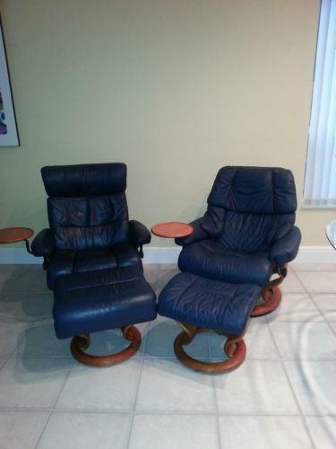 Stressless Chair | EBay