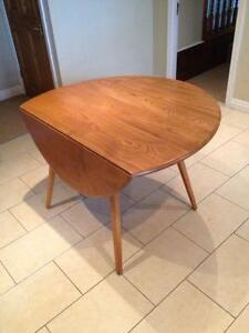 Vintage Drop Leaf Dining Tables Part 70