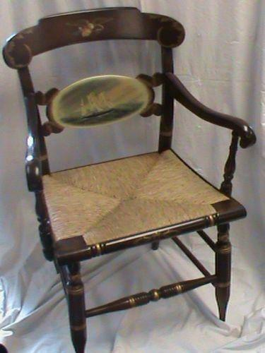 Beau Hitchcock Chair | EBay