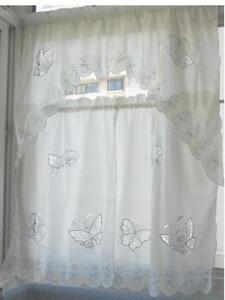 Kitchen Curtains Swag