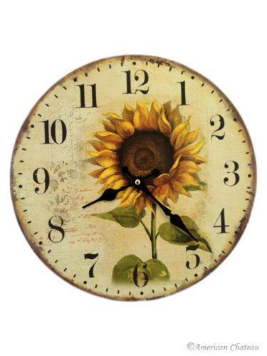 Sunflower Kitchen Decor | EBay