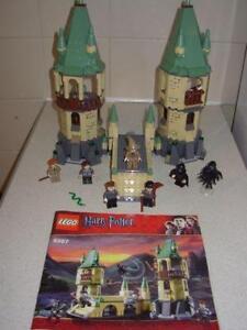 Lego Harry Potter Castle