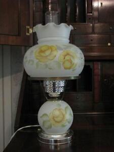Gone With The Wind Hurricane Lamp